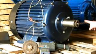 getlinkyoutube.com-Permanent Magnet Generator  45kw 750rpm