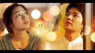"getlinkyoutube.com-""Heirs"" Lee Min Ho&Park Shin Hye Unconditionally (оригинал Katy Perry)"