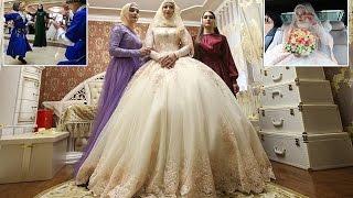 getlinkyoutube.com-My big fat CHECHEN wedding Beautiful bride prepares for three day event