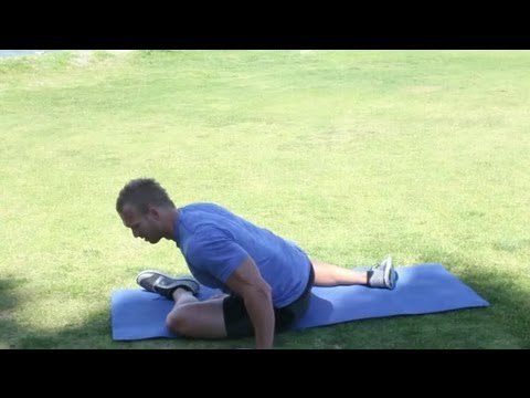 Stretching Exercise to Relieve Tight Leg Muscles : Stretching Tips