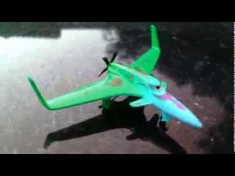 Disney Movie Planes Character Indain Ishani Changing Color by PleaseCheckOut Channel