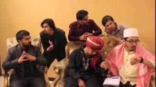 "getlinkyoutube.com-""Desi shaadi's be like"" in collaboration with Karachi Vynz & 3 Idiots Hammad ----All Vines"