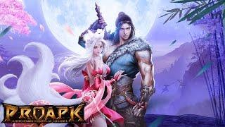 getlinkyoutube.com-Nine 3D MMORPG Android Gameplay (KR)