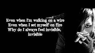 Skylar Grey - Invisible [lyrics]
