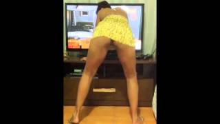 getlinkyoutube.com-ᴴᴰ Novinha Dançando sem calcinha