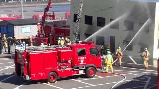 getlinkyoutube.com-平成23年東京消防出初式