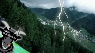 getlinkyoutube.com-Thunderstorm Surprise in FPV (GoPro HD onboard footage)