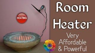 getlinkyoutube.com-Room Heater ( Very Affordable & Powerful )