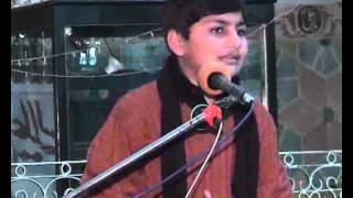 getlinkyoutube.com-Allama Nasir Abbas k shagird Haidar Abbas Gondal   majlis 19 jan 2015 Qasir Al Qaim Sargodha