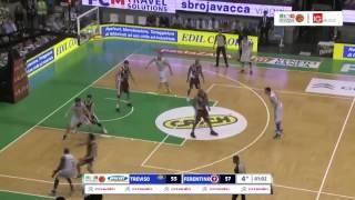 getlinkyoutube.com-Quarti, gara 5- De' Longhi Treviso 68 FMC Ferentino 67 d. 1 t.s