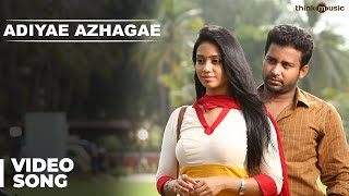 Oru Naal Koothu Songs   Adiyae Azhagae Video Song   Dinesh, Nivetha Pethuraj   Justin Prabhakaran