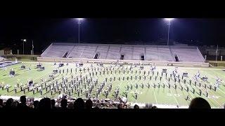 getlinkyoutube.com-LD Bell Band HS Immortal 2015 (Complete) Hurst, Texas