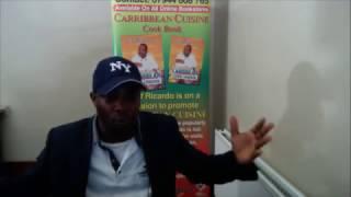 getlinkyoutube.com-JAMAICAN RUM FRUIT CAKE(CHRISTMAS RUM CAKE BLACK  CAKE)(LIVE NOW)