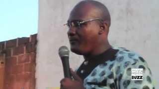 Mot de bienvenu de Zoumana HAÏDARA dit Binkè au Meeting du Parti JAMAA à Sabalibougou