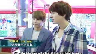 getlinkyoutube.com-[ Vietsub] Kyuwook's Dumplings- SJM A Strange Journey PREVIEW