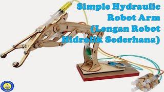 getlinkyoutube.com-Lengan Robot Hidrolik