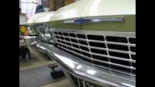 CHEVY CAPRICE 1968 Classic car ... a quick peek