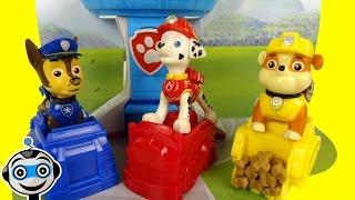 getlinkyoutube.com-Set de Plastilina Patrulla Canina al Rescate