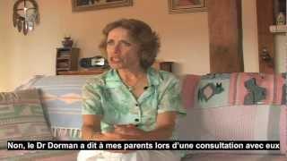 getlinkyoutube.com-Documentaire sur la schizophrénie, «Des ailes brisées», Guérison sans médicaments, #2