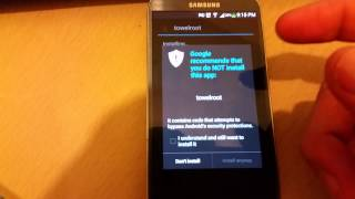 getlinkyoutube.com-1 Minute: Root Galaxy S4 in Less than ONE MINUTE!!!!!!!