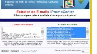 getlinkyoutube.com-Extrator de E-mail - Crie sua lista GRÁTIS!