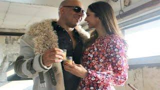 getlinkyoutube.com-Deepika Padukone And Vin Diesel Romance Over Cutting Chai!