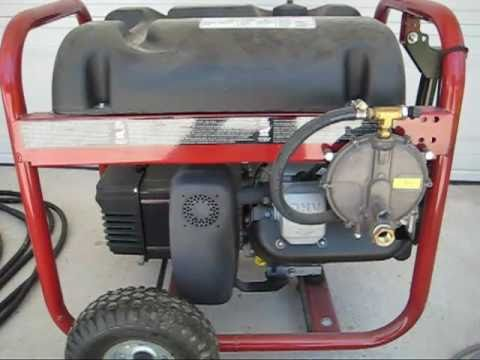 Generator Conversion Kit: Way Cool!