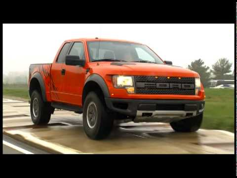 All new Ford F-150 SVT Raptor 2011