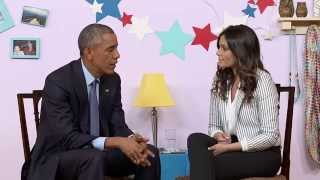 YouTube Spotlight > Highlights YouTube Interview with President Obama