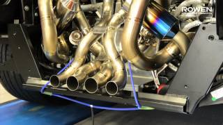 getlinkyoutube.com-Lamborghini Aventador Exhaust Sound♪