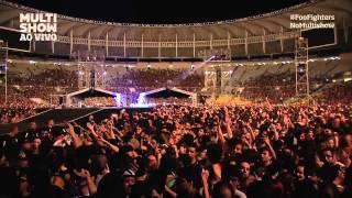 getlinkyoutube.com-Foo Fighters  - Maracanã, Rio de Janeiro (25/01/2015 / HD)