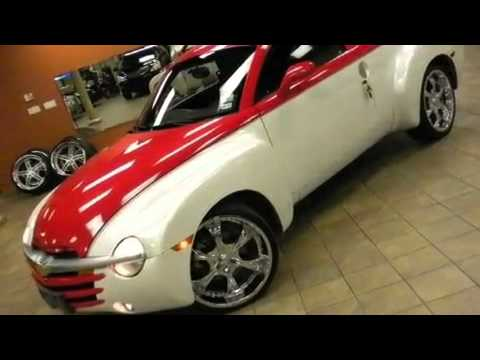 2005 Chevrolet SSR Pickup Problems, Online Manuals and ...