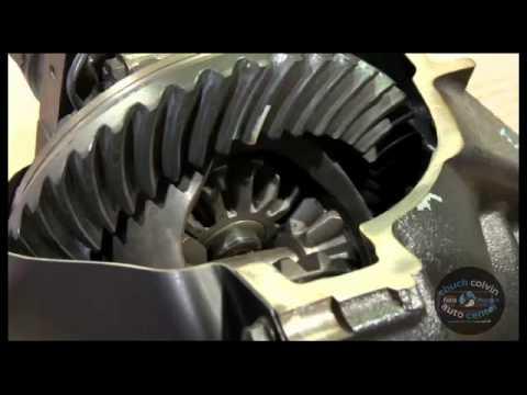 Chuck Colvin Auto Service Preventive Maintenance Differential Service