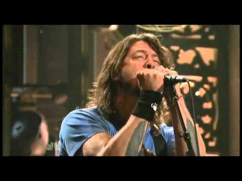 Foo Fighters - &quot;Walk&quot; 4/9 SNL (TheAudioPerv.com)