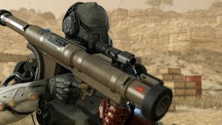 MGS5 - Ep.45: [A Quiet Exit] - No Damage / No Kills / All Vehicles Extracted
