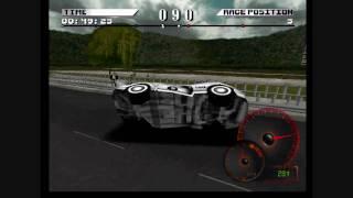 getlinkyoutube.com-Test Drive 4 HD: Dodge Viper GTS-R, Kyoto Japan