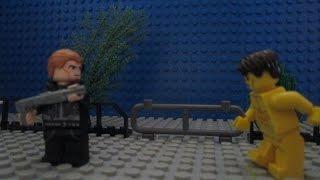 getlinkyoutube.com-Lego Terminator Genisys T-800 vs T-800