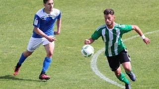 Resumen del partido Écija Balompié-Betis B (2-1)
