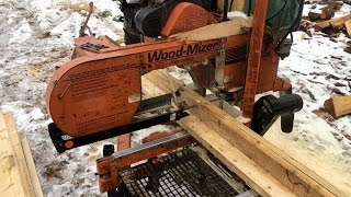 They Say It's The Worlds Most Popular Mobile Sawmill