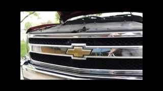 getlinkyoutube.com-How to remove and install the Grill on a 2007 - 2013 07-13 Chevrolet Silverado