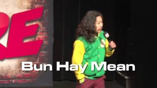 getlinkyoutube.com-Mon 13 novembre. Open du rire bun hay mean aka chinois marrant