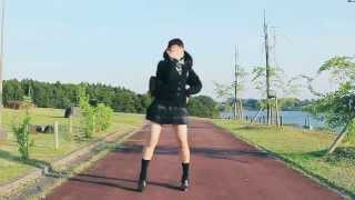 getlinkyoutube.com-【短足JK】金曜日のおはよう学校帰りに踊ってみた【Ria】