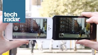 getlinkyoutube.com-BlackBerry Z10 vs iPhone 5 Camera Test Comparison