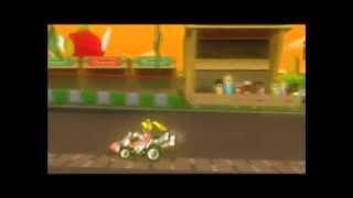 getlinkyoutube.com-Mario Kart Wii ~ Credits (Finale)