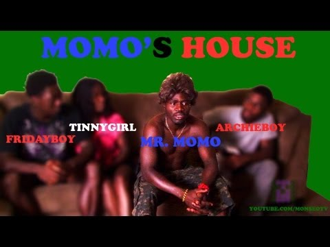 Liberian Comedy - Momo's House #MonseoTV