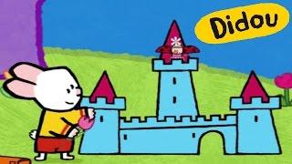 getlinkyoutube.com-Château - Didou, dessine-moi un château |Dessins animés pour les enfants