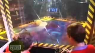 getlinkyoutube.com-Robot Wars - House Robot Kills