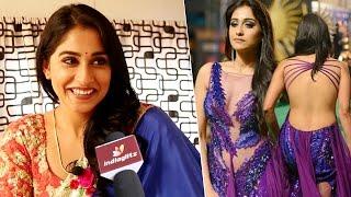 getlinkyoutube.com-Regina Cassandra opens up about her Super Glamorous Avatar   Nenjam Marappathillai Tamil Interview