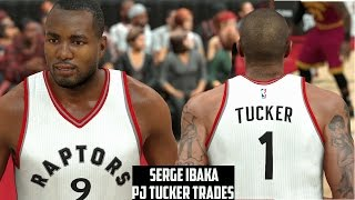 Can Serge Ibaka & PJ Tucker Transform The Raptors' Defense?
