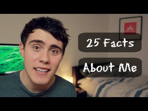 25 Facts About Me -SET3VqYBh4Q